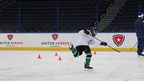 United Heroes League Ice Hockey